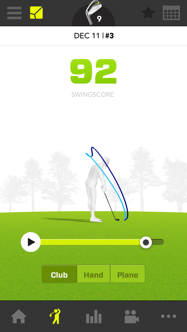 zepp golf analyser review golf by josh