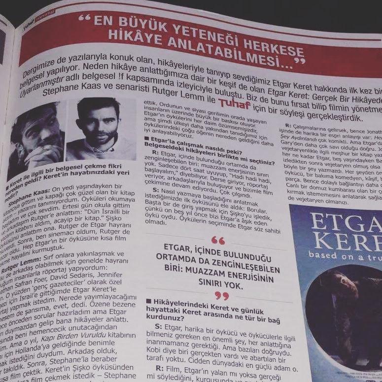 Turkish Interview