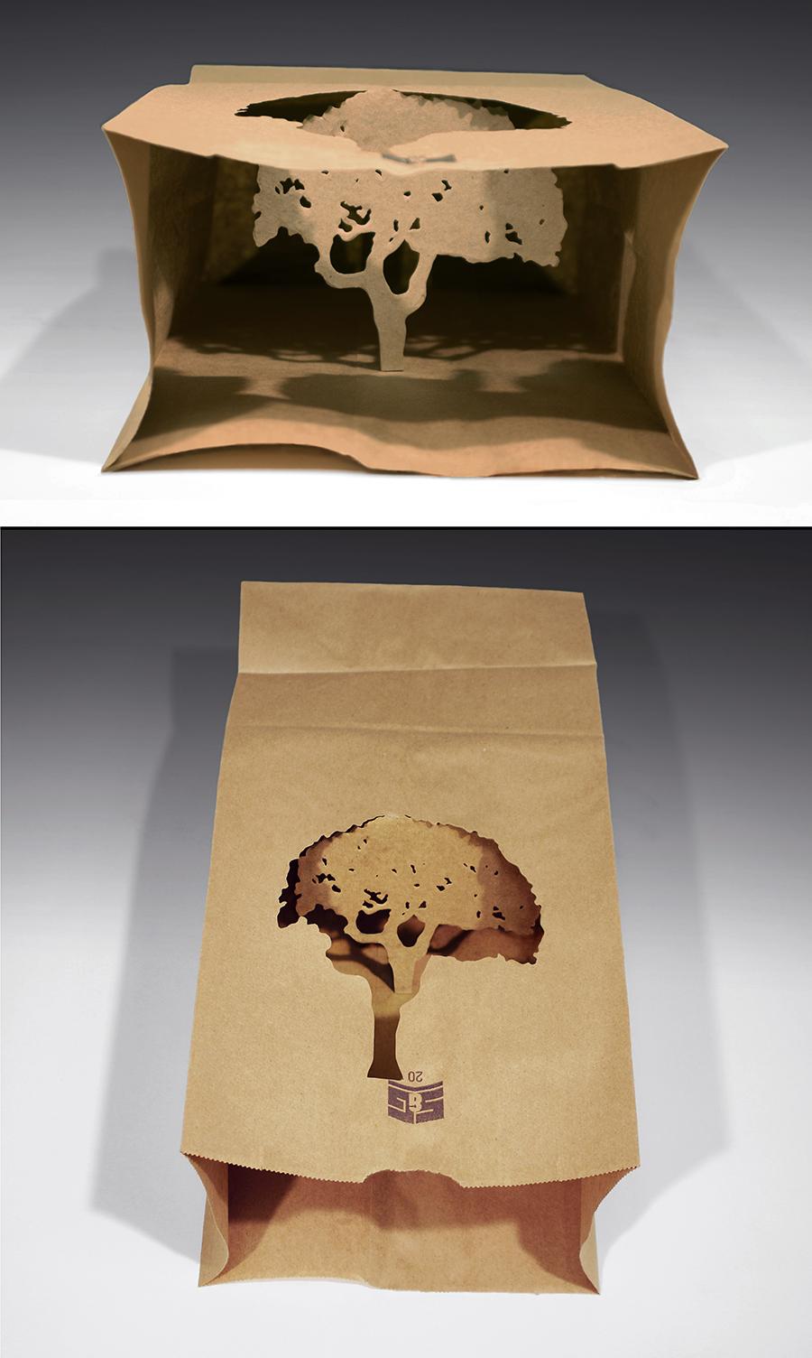 Paper Bag #3