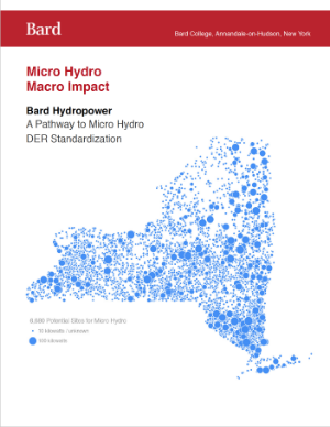 Read the proposal  that Current Hydro helped write with Bard College