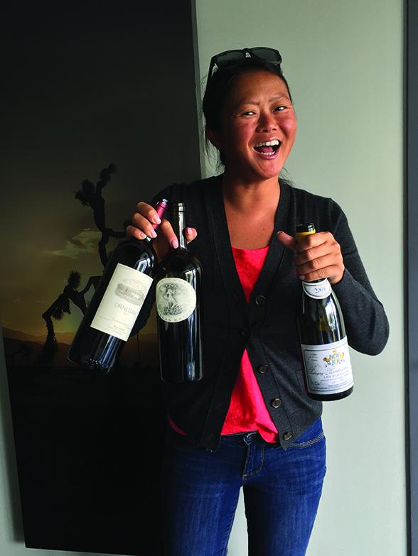 K. laz wine collection and laz wine (photo: isabelle straka)