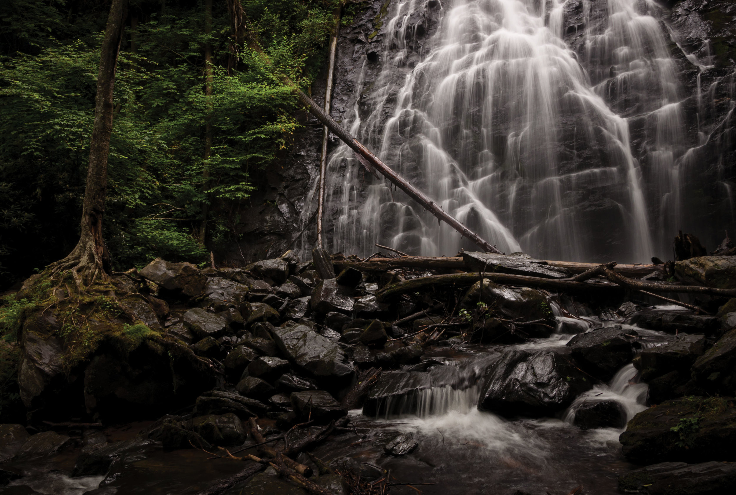 crabtree falls photo by matt williams photography