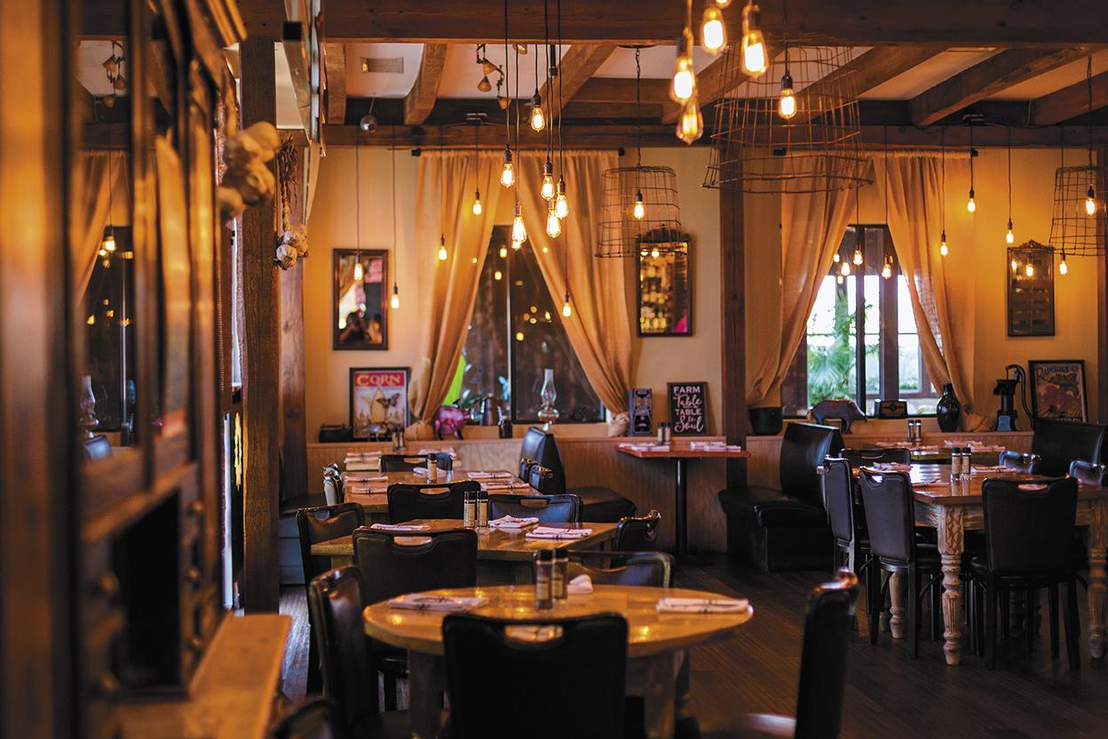 the giorgios group's wake forest restaurant, farm table kitchen & bar