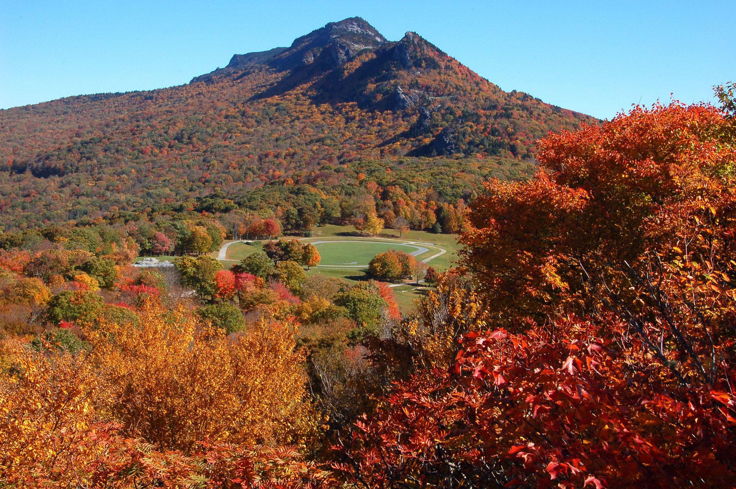 Grandfather Mountain : Photo courtesy of Grandfather Mountain