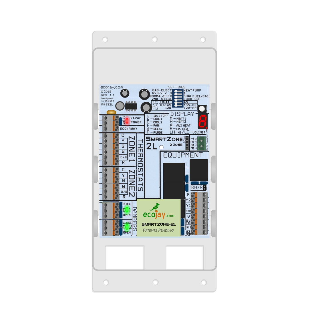 SmartZone Lite - ECOJAY