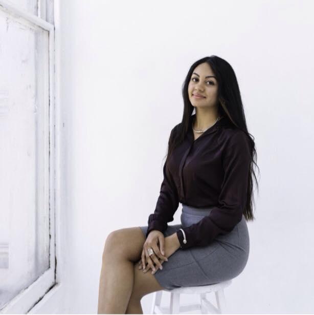 Elanie Paredes - Founder & Executive DirectorPronouns: She/her
