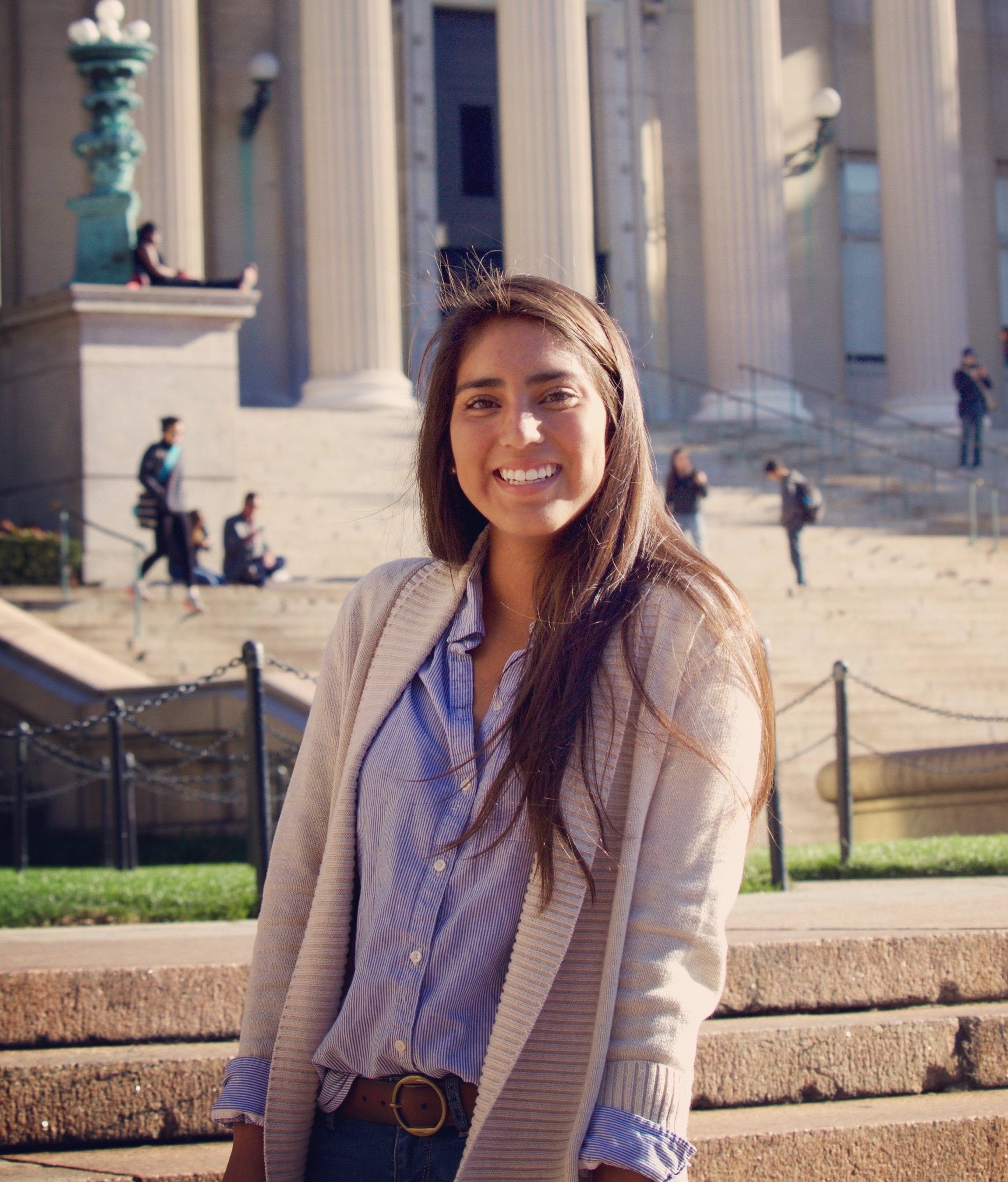 Alondra Aguilar - Director of Public RelationsPronouns: She/her