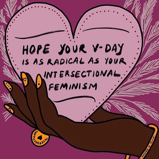 Happy Valentine's Day! Showing someone you care about them is important and it shouldn't only be highlighted once a year! Also, remember to practice self-love today too ✨✨@bydivya #selflove #love