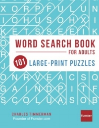 LARGE Puzzle SEARCH BOOKS