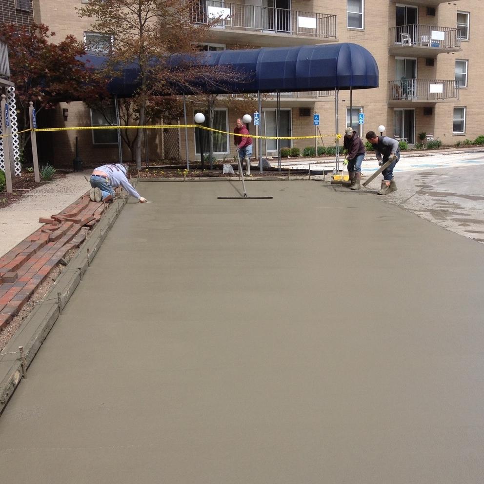 View Our Concrete and Asphalt Portfolio