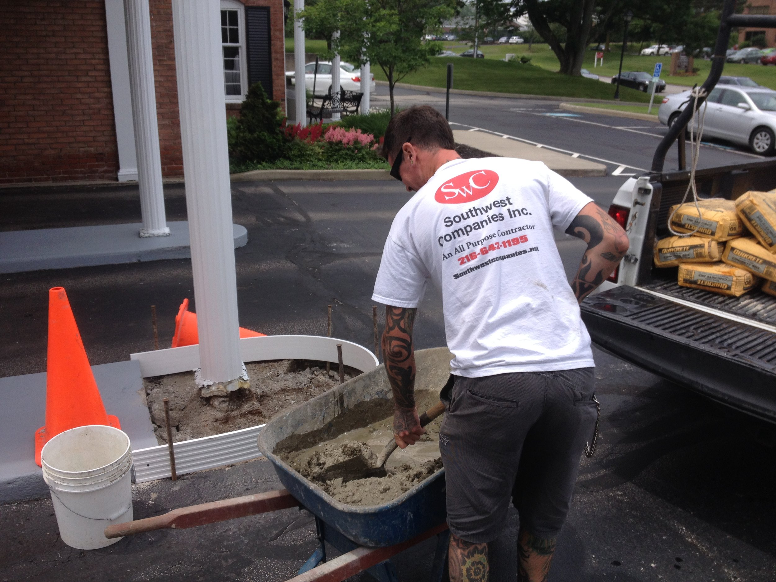 southwest companies spring summer warm weather projects