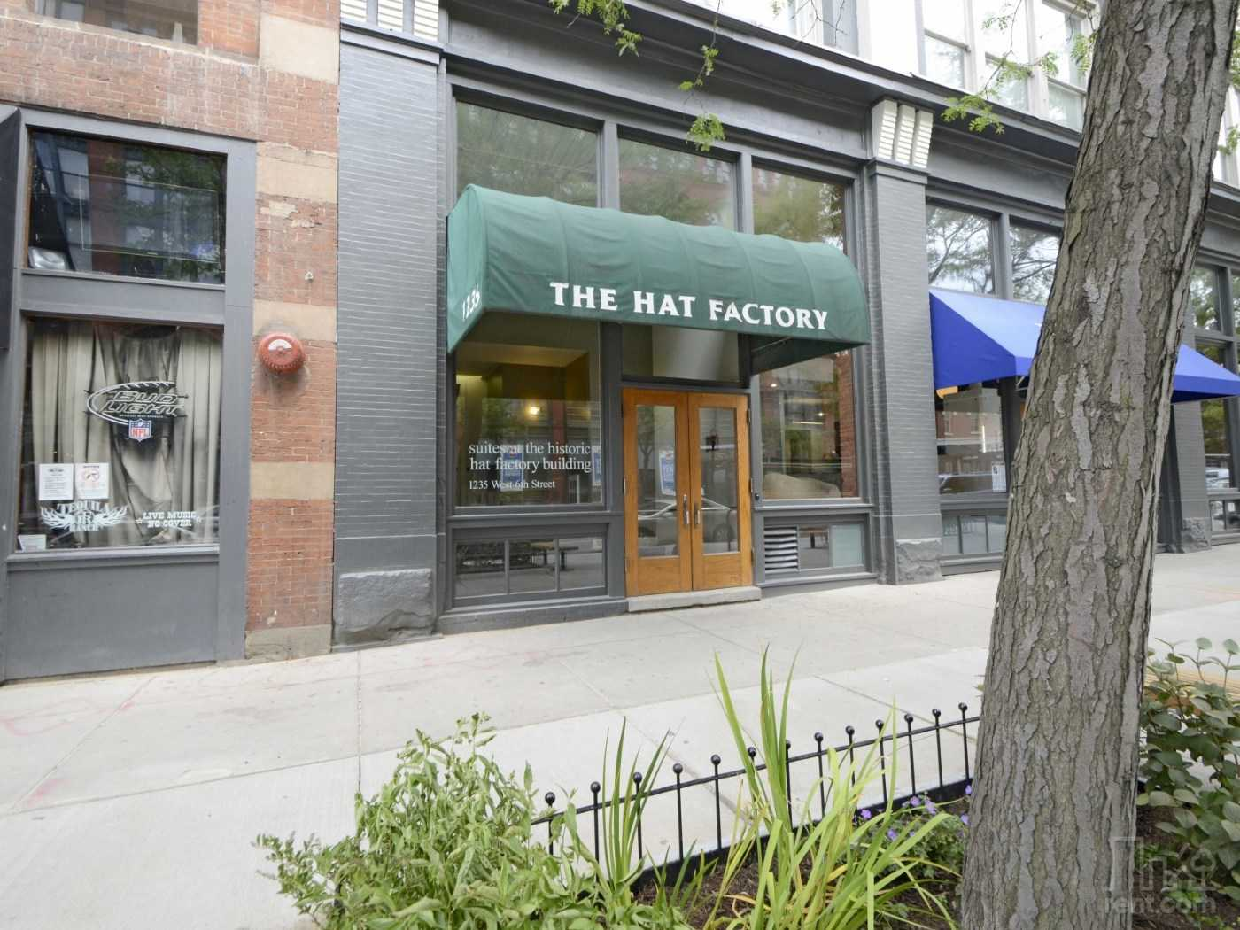 The Hat Factory,1235 W. 6th Street