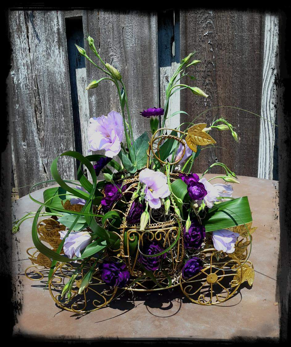 Cinderella Project Fresh Flower Composition