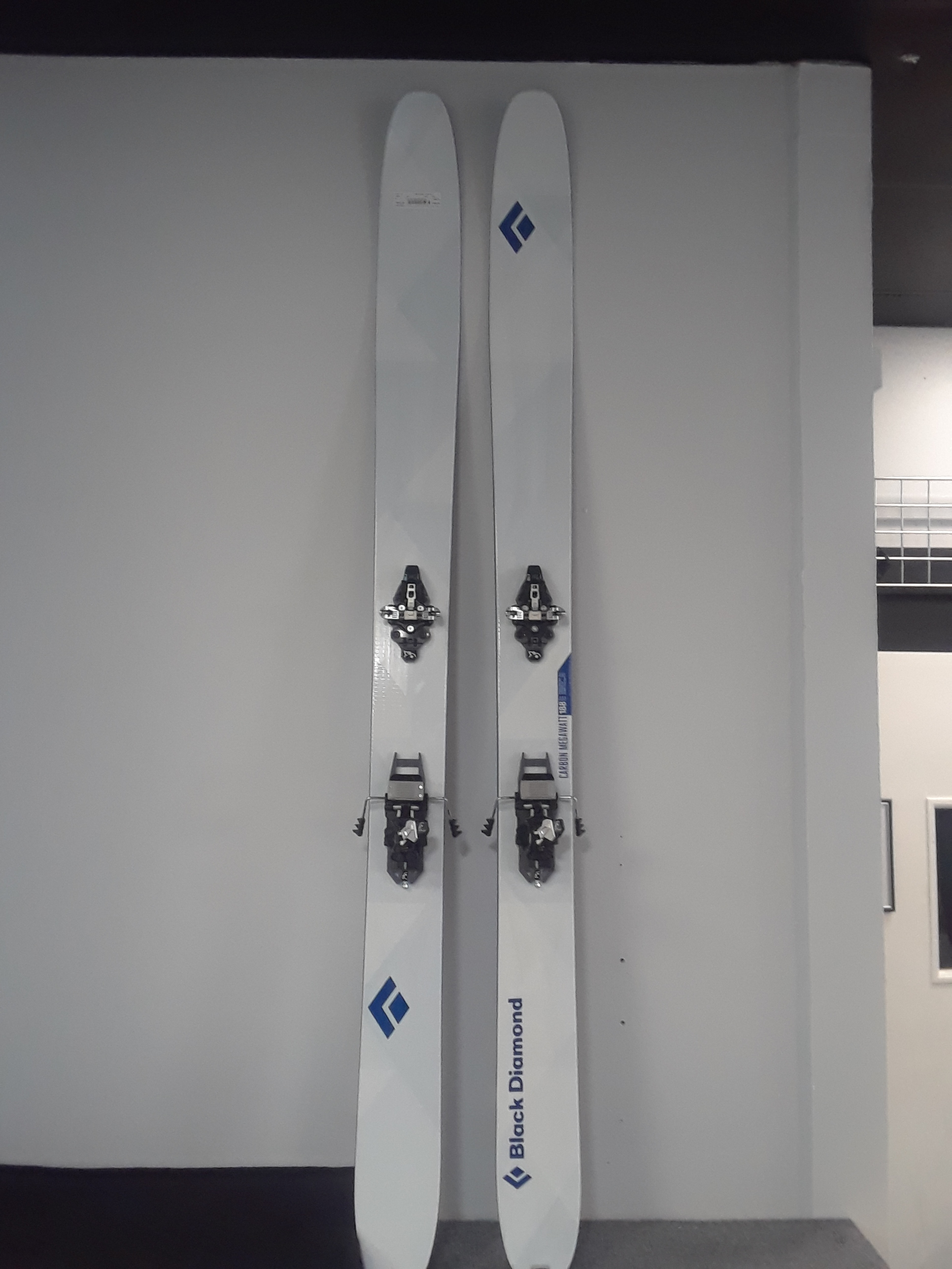 188 BD Carbon Megawatt W/Dynafit Moment Bindings Our Price -$649 MSRP - $1,000