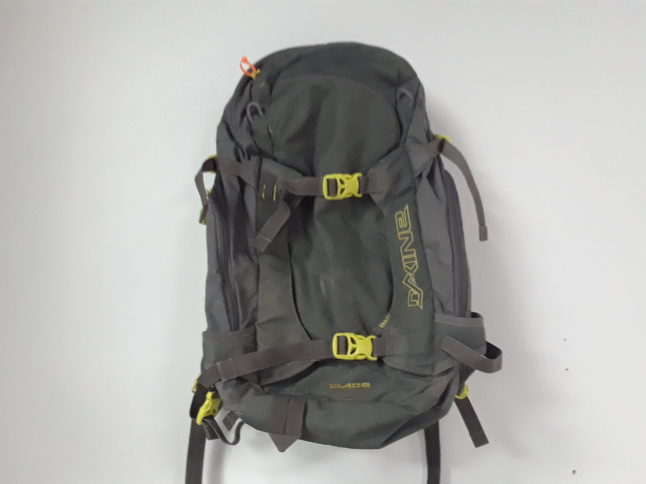 Tired of a messy, unorganized backpack? Here's your solution. The 38L Dakine Blade can carry a board and skis in multiple positions, has dedicated shovel/probe/ice axe pockets, and has back entry capabilities. The MSRP is listed at $165 but we have you covered at $79.