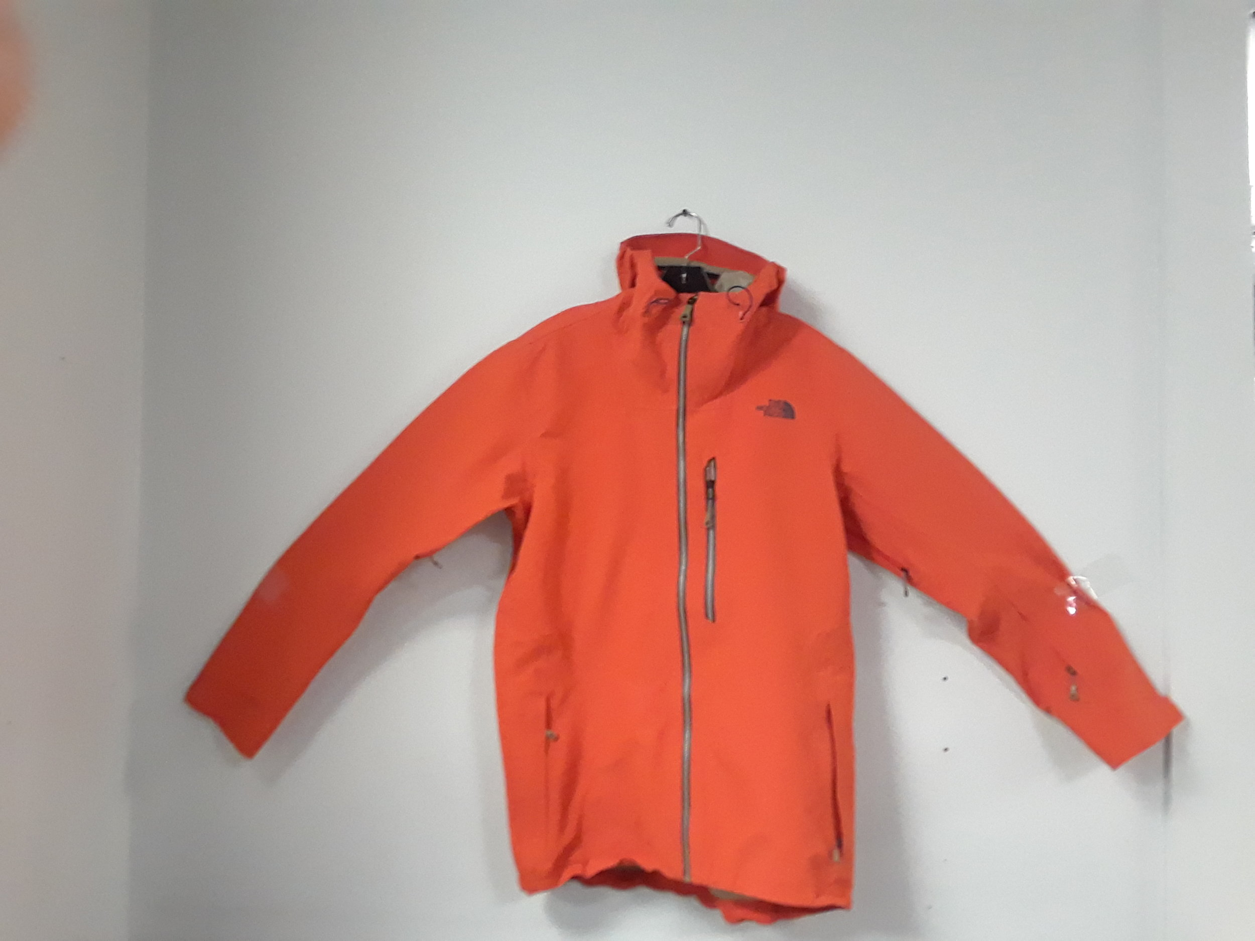 The North Face's Steep Series jackets are some of the most durable jackets we've ever seen. Made with an ultra dry but flexible fabric you'll be covered in all terrains while doing any winter sport. MSRP for the jacket is listed at $450 but we have it at $199! The size is a men's medium.