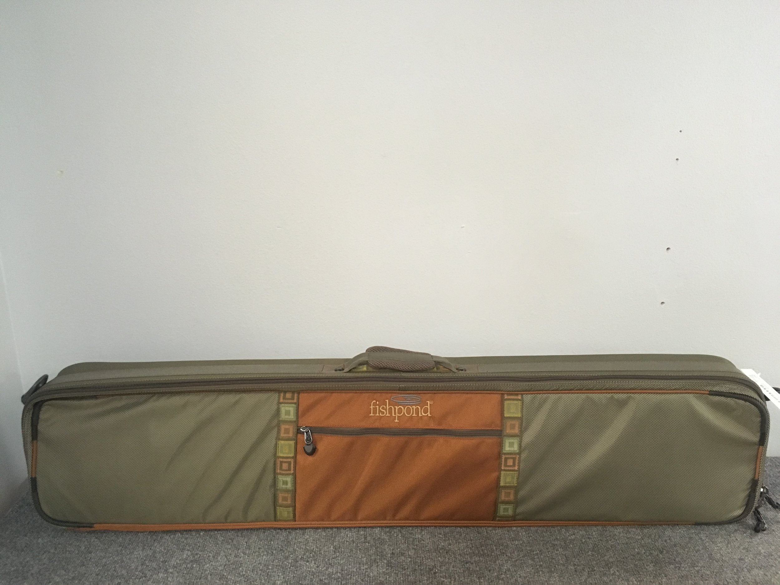 If you travel to fish you need the Fishpond Dakota Carry On Rod & Reel Case. The Dakota is designed to carry four rods and reels so you can bring all of the tools you need. Retail is listed at $200 but we can get you fishing for $112!