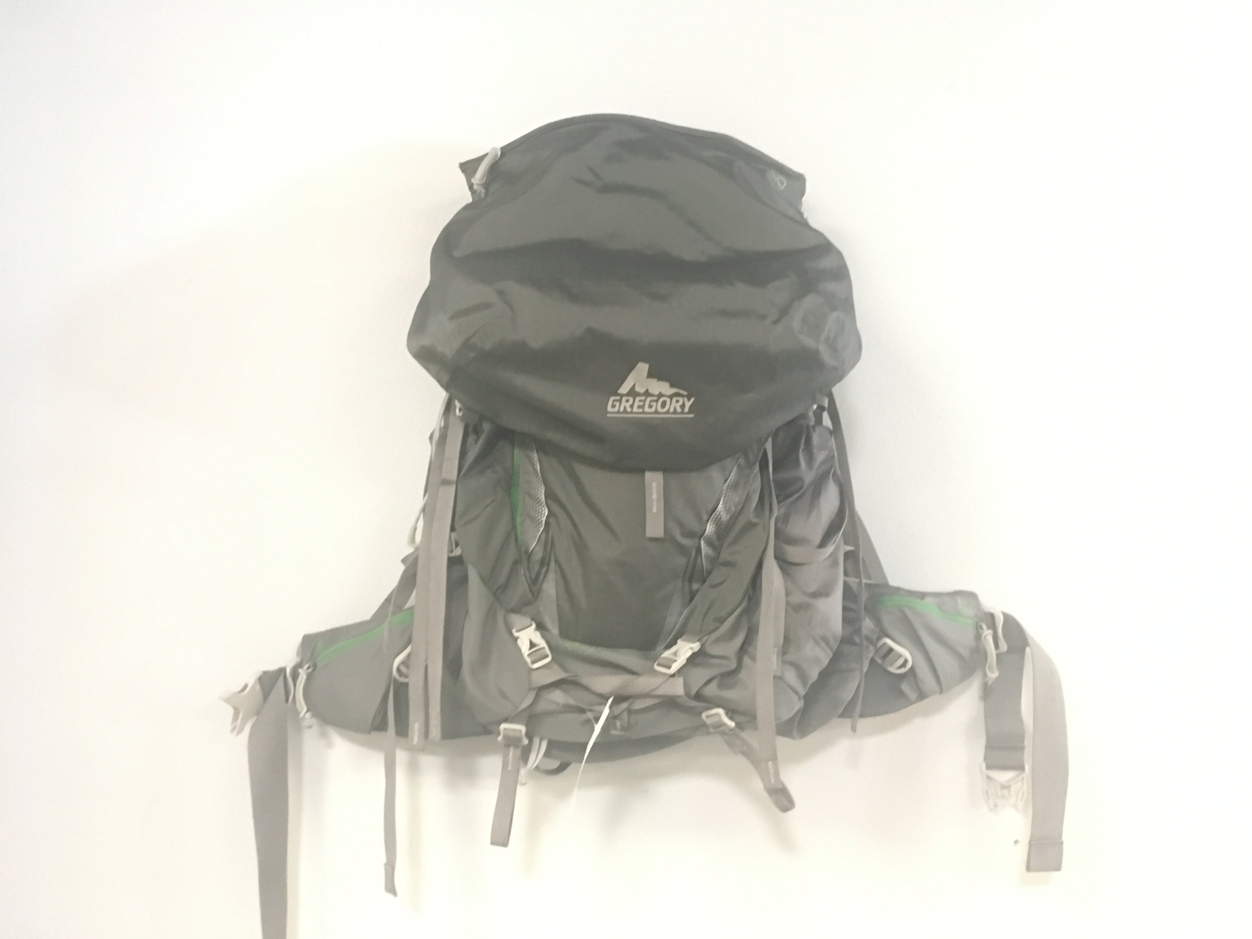 The Gregory Contour 60 is an excellent combination of load-hauling capability and access features. While lightweight (4 lbs) enough for quick overnights, it has the capacity (3600+ cubic inches) for fast-and-light multi-day excursions.Retail for the bag is listed at $280 but we got you covered for $134!