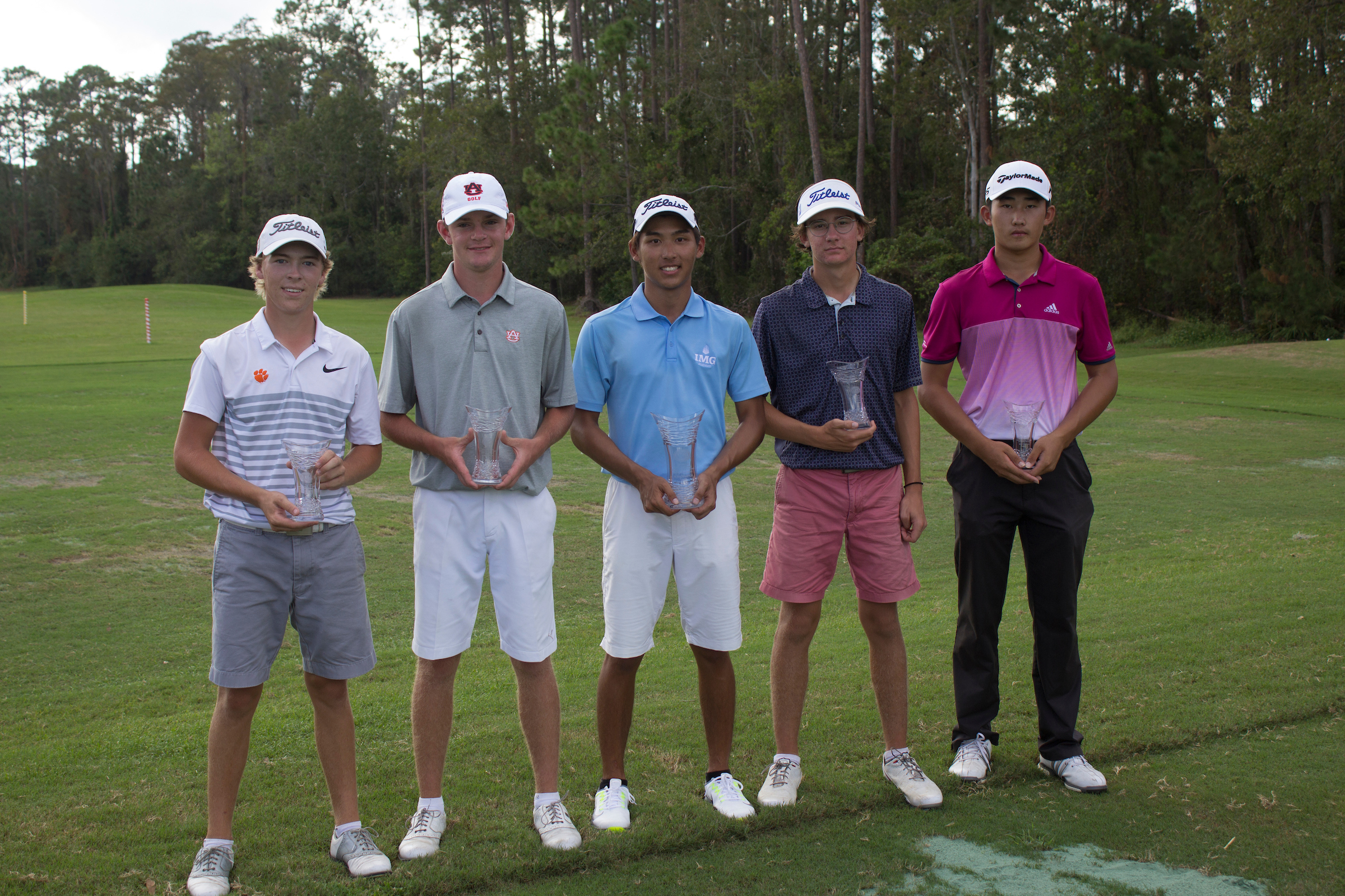 All Boys no banner, Teacharuangchit, Pendley, Coggin, Peng, Riggilio - 2017 - Billy Horschel Junior_1.jpg