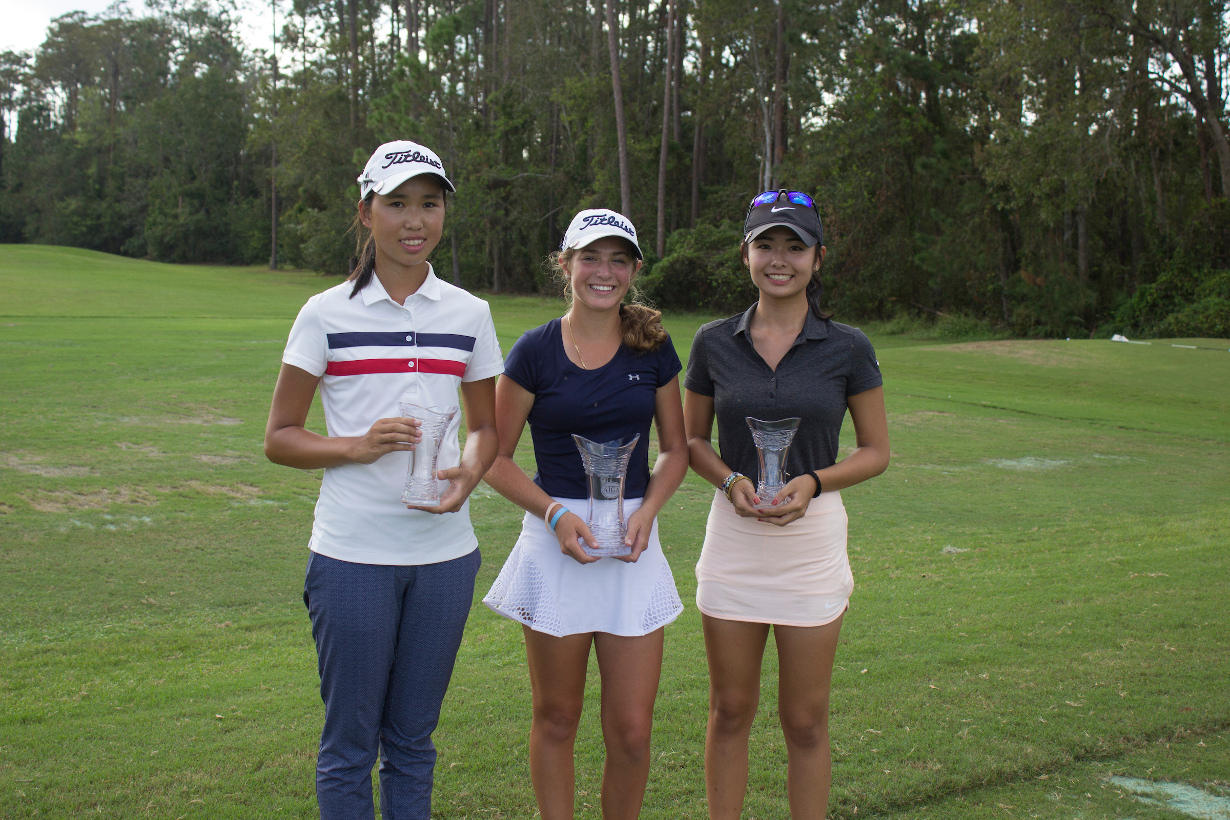 All Girls no banner, Chen, Yu, Kuehn - 2017 - Billy Horschel Junior_1.jpg