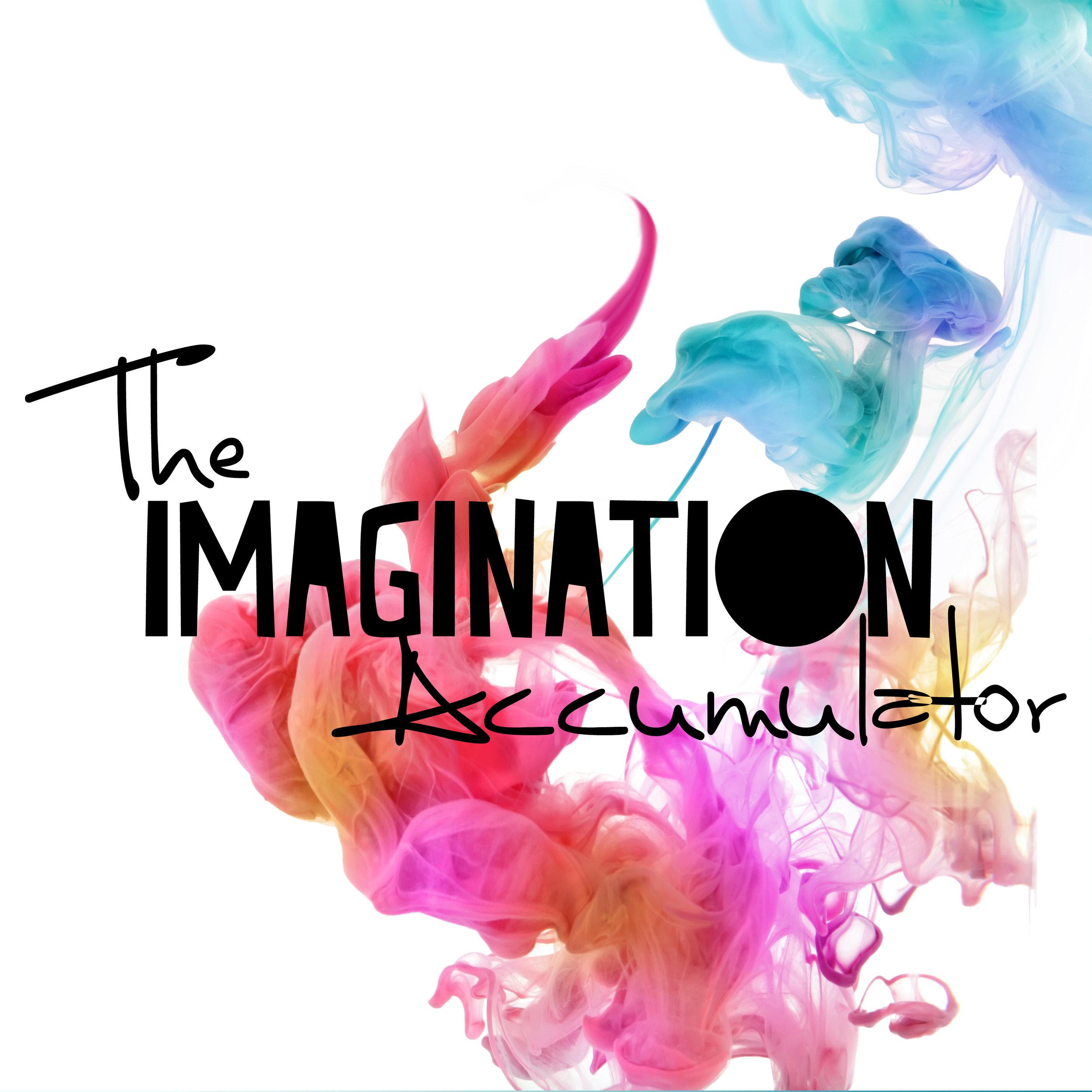 The Imagination Accumulator - Logo Design