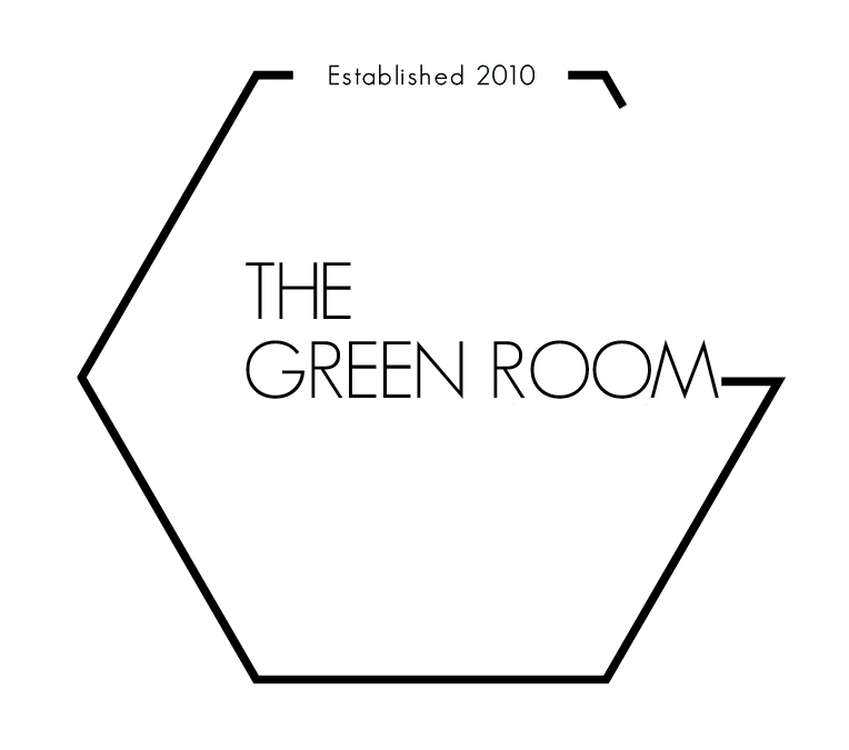 The Green Room - Logo Design