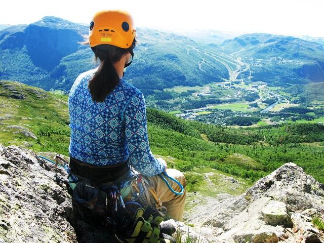 på toppen av skurvefjell. Foto Jørgen Aamot.jpg