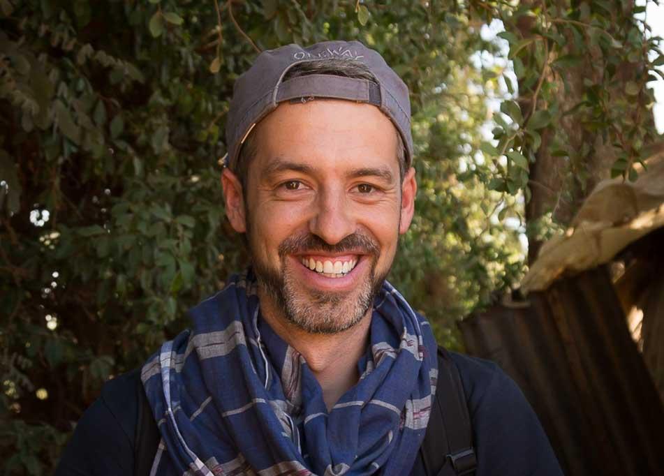 Meet your tour leader - Jay Weinstein - Mumbai based International Photographer