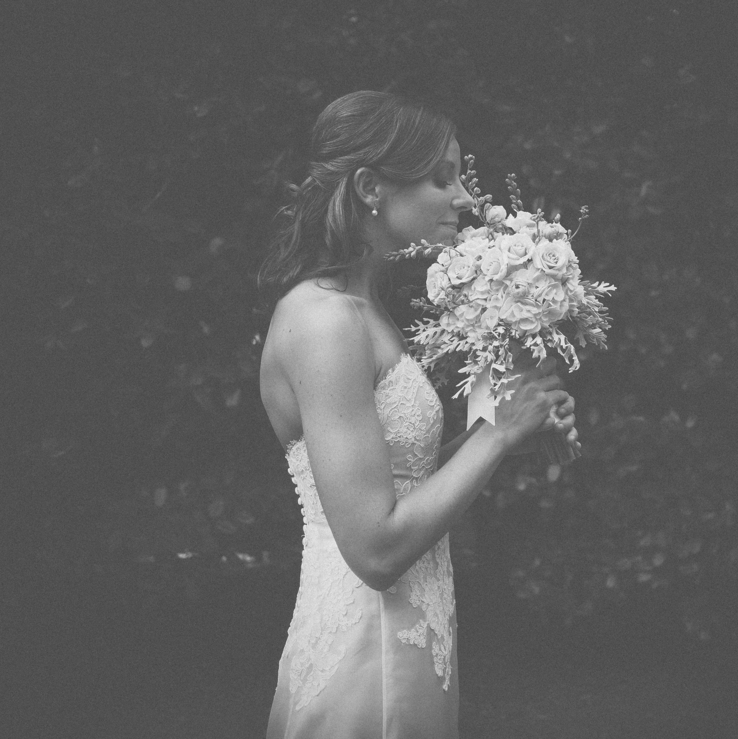 Mary's Bridal Portraits | Chapel Hill, NC | Merritt Chesson Photography