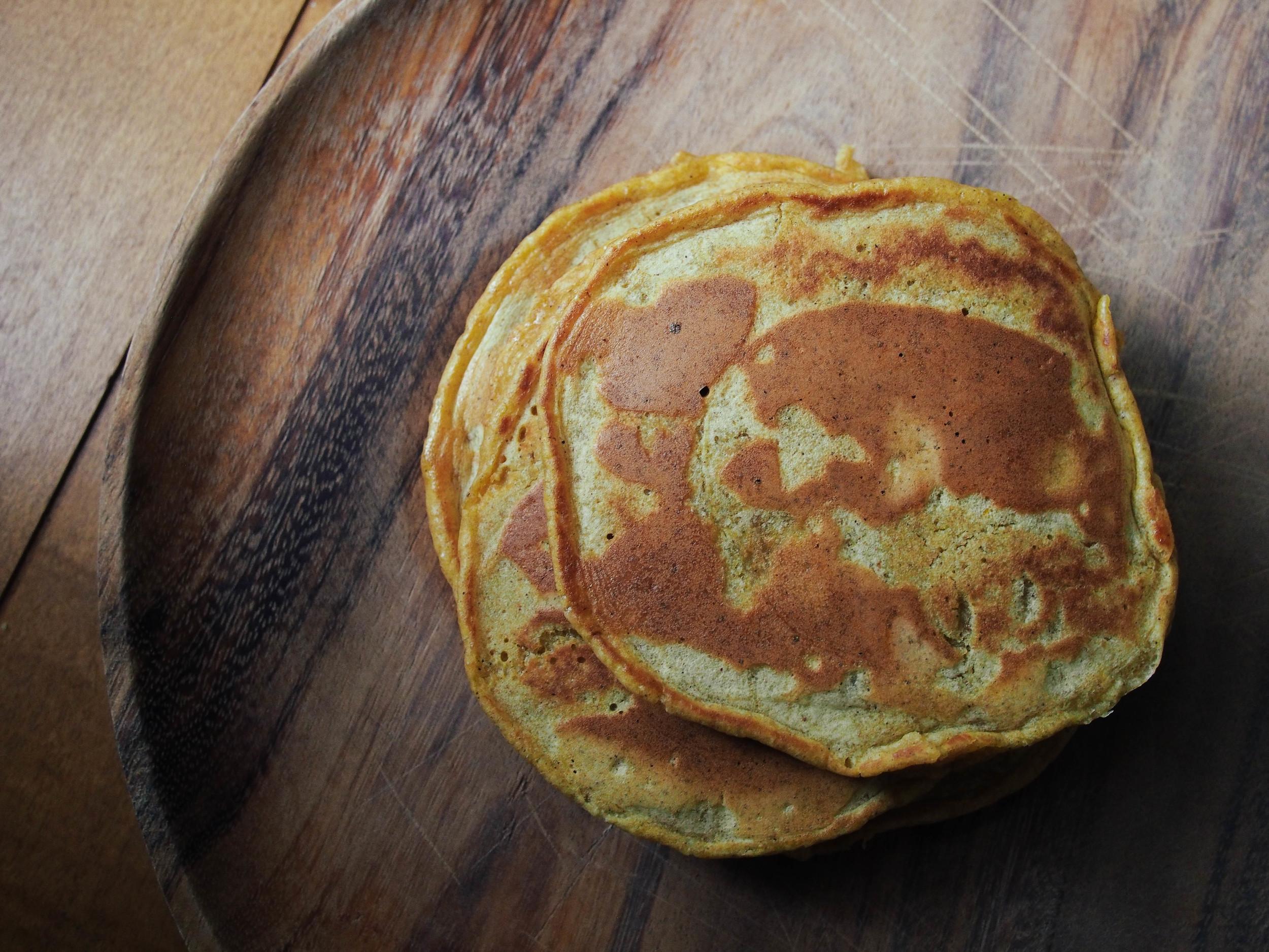 Fall Pancakes | Durham, NC | Merritt Chesson Photography