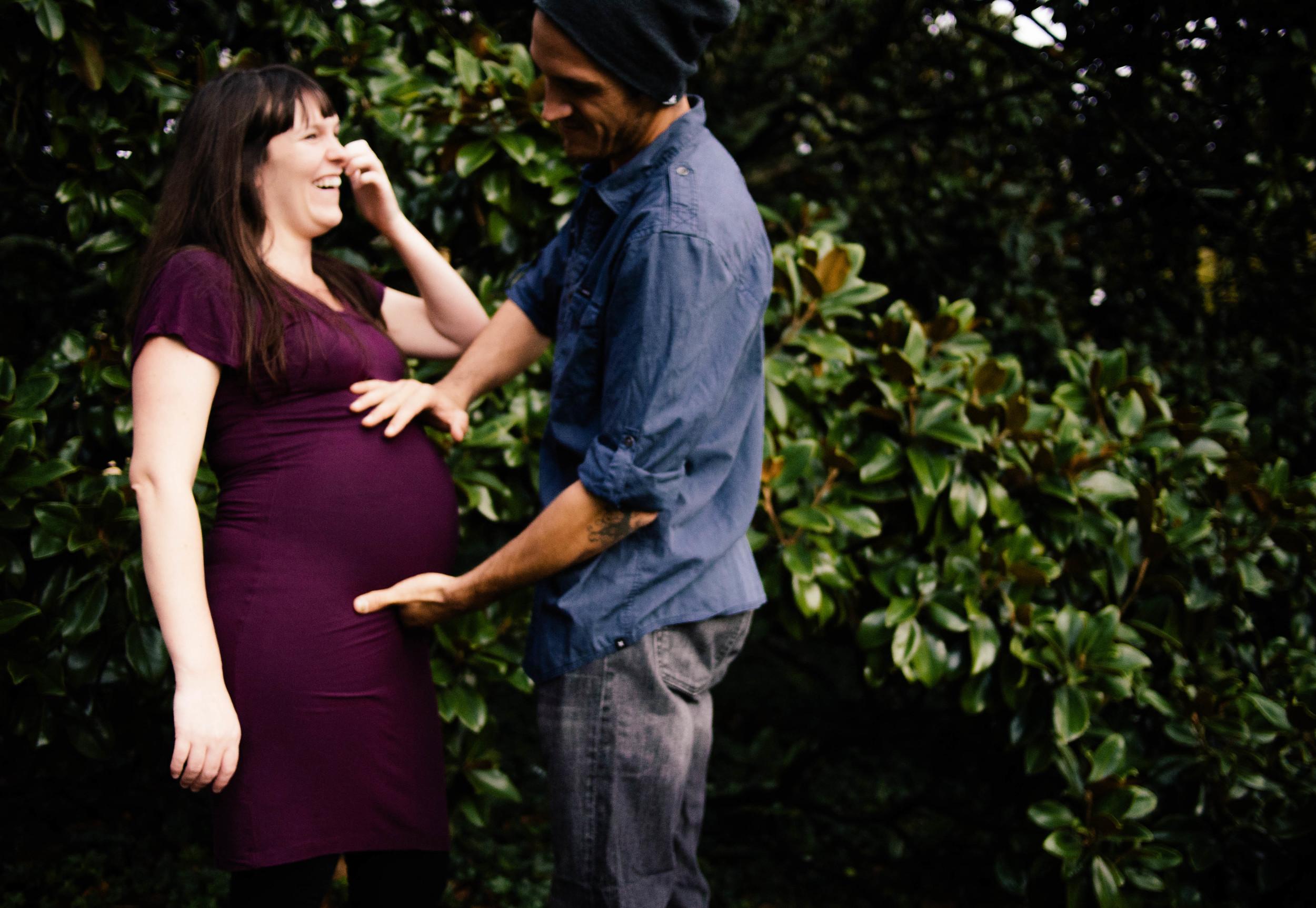 Baby Time Upon Us   Durham, NC   Merritt Chesson Photography