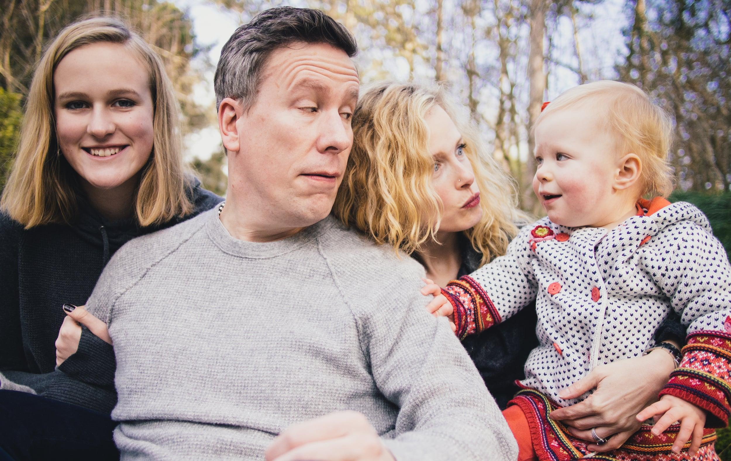Jenny's Crew | family portrait session | Durham, NC | Merritt Chesson Photography