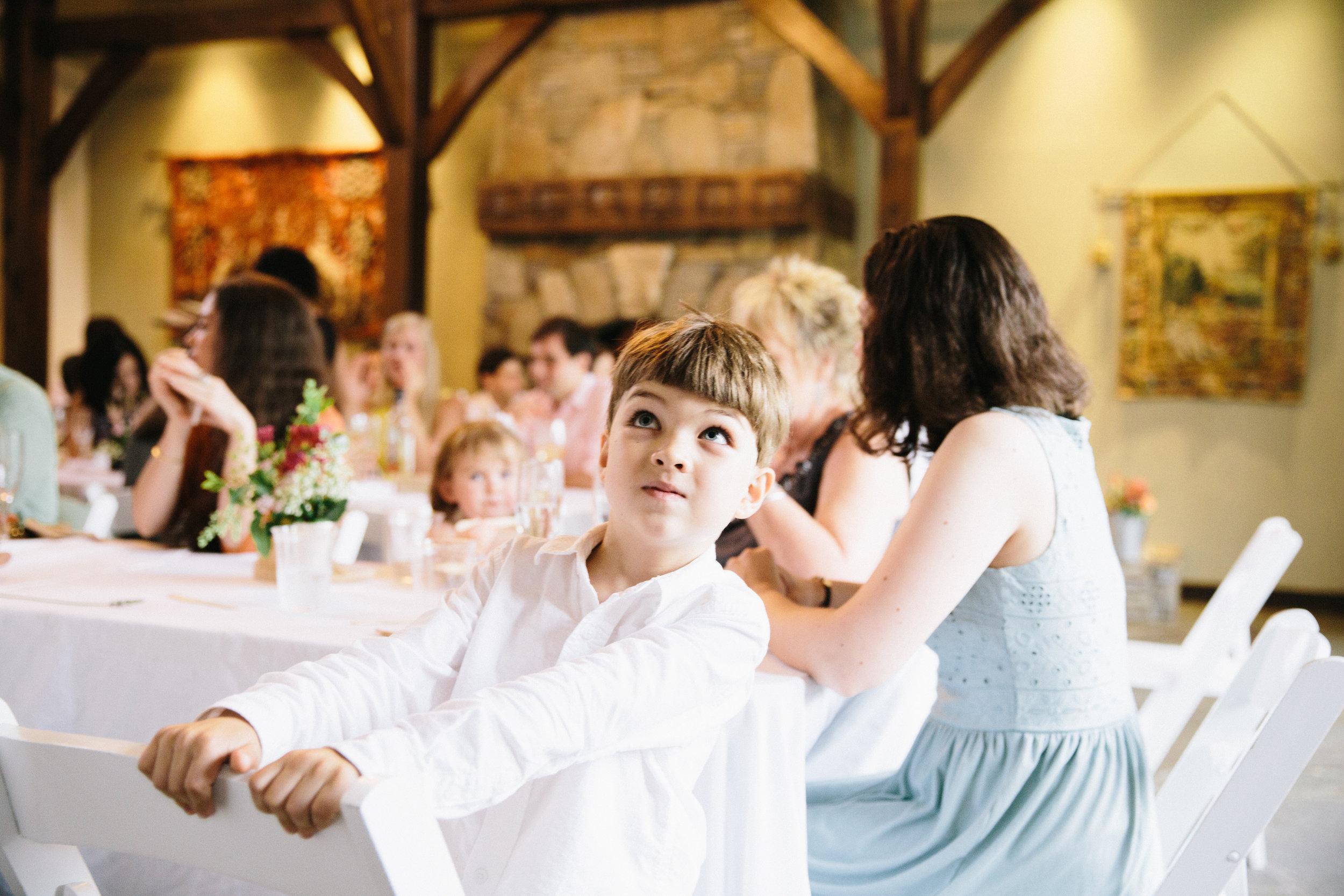 Intimate Mountain Wedding | Castle Ladyhawke, NC | wedding photographer | Merritt Chesson Photography