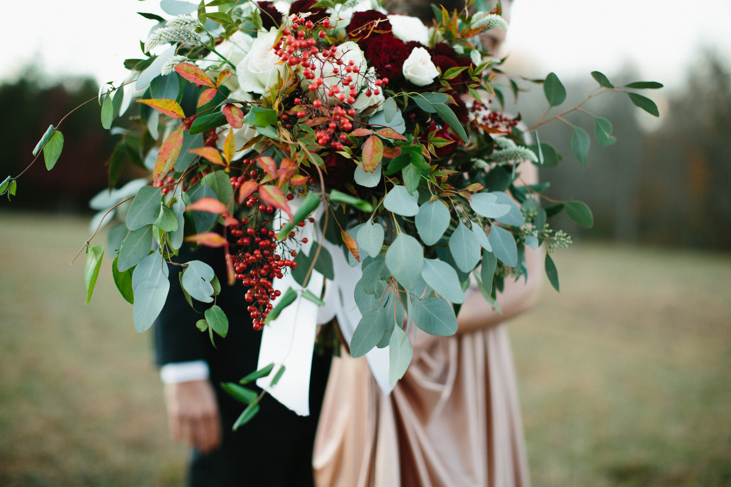 Fall Wedding Styled Shoot in Germanton, NC | wedding photographer | Merritt Chesson Photography