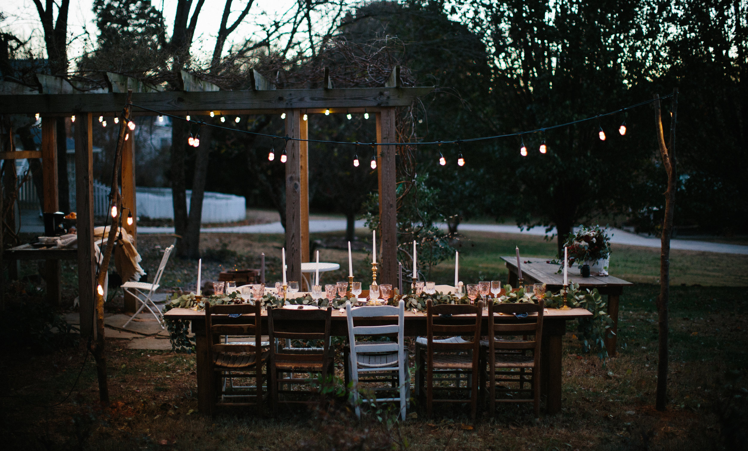 Germanton, NC | fall wedding styled shoot | Merritt Chesson Photography