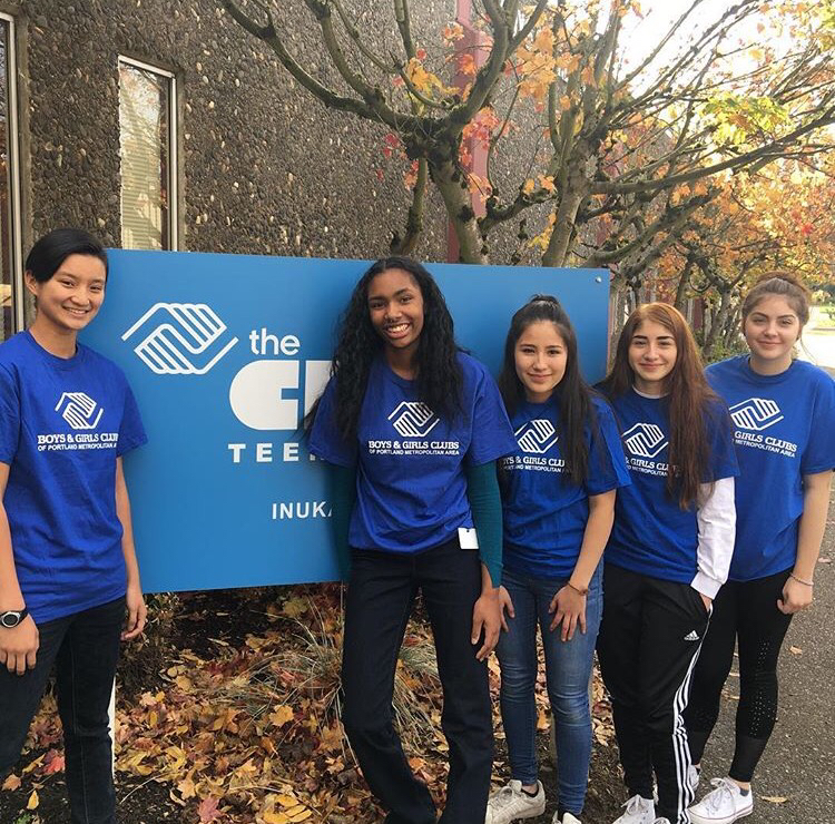Youth of the Year 2018 candidates, photo credit to Boys & Girls Clubs of Portland