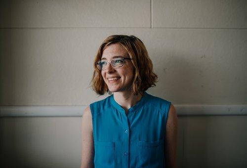 Rachel Shelton (Senior Fellow)