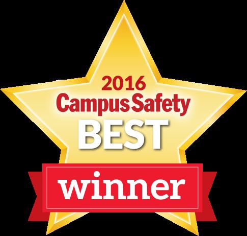 Campus Safety BEST Winner Alertus
