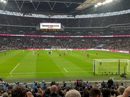 Stadium Mass Notification
