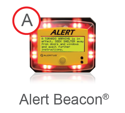 Alert Beacon Provate Schools