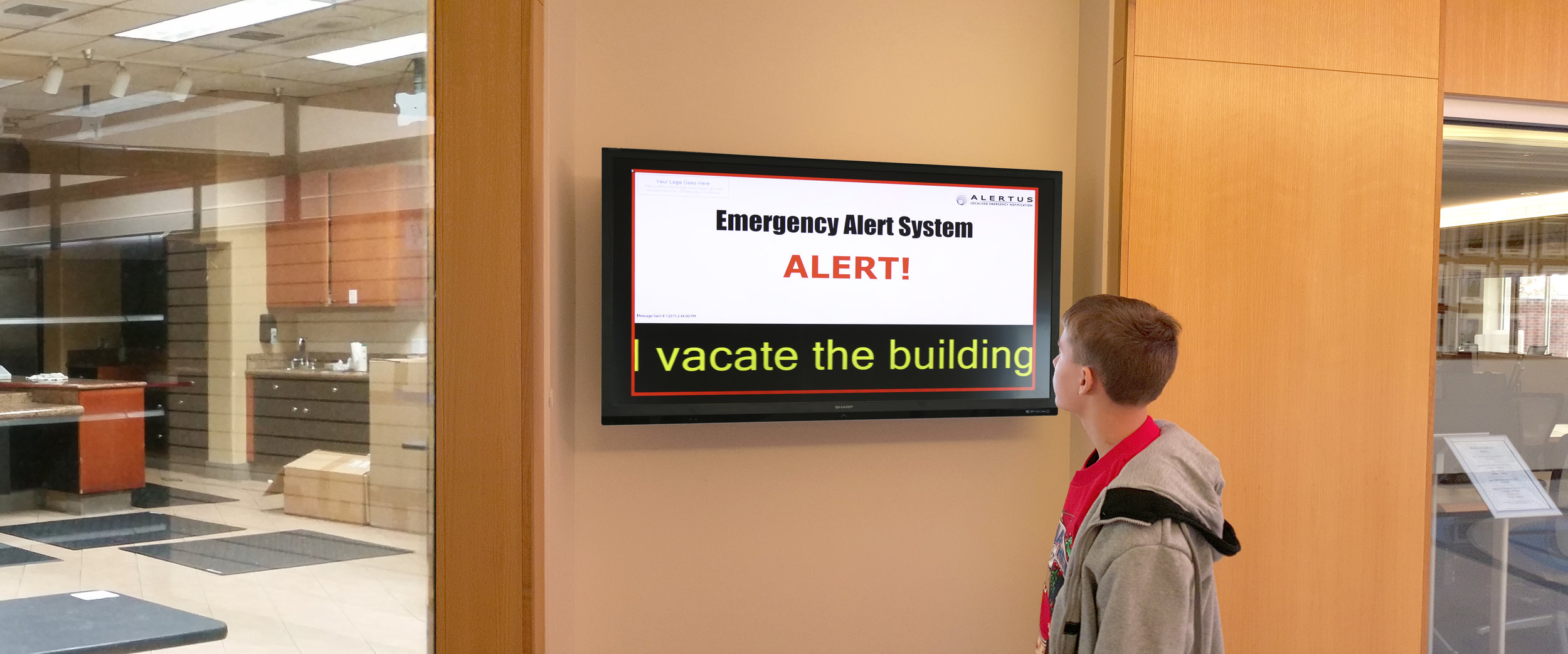 Deaf and Hard of Hearing Emergency Notification