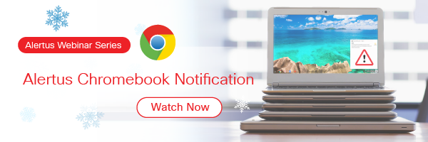 Chromebook Notification Webinar Replay