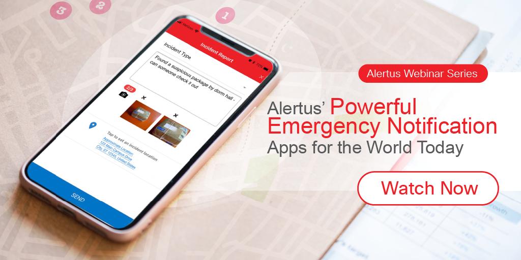 Emergency Notification Apps