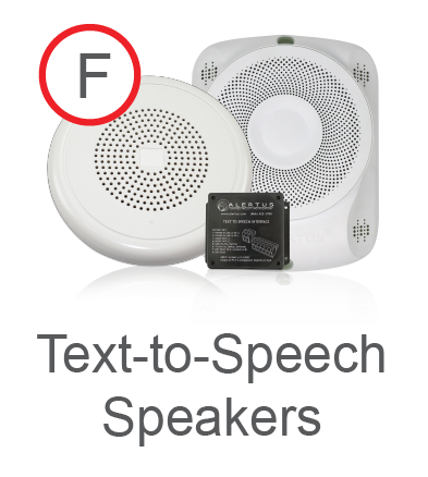 Text-to-Speech Speakers