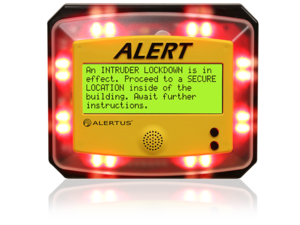 Alertus Alert Beacon