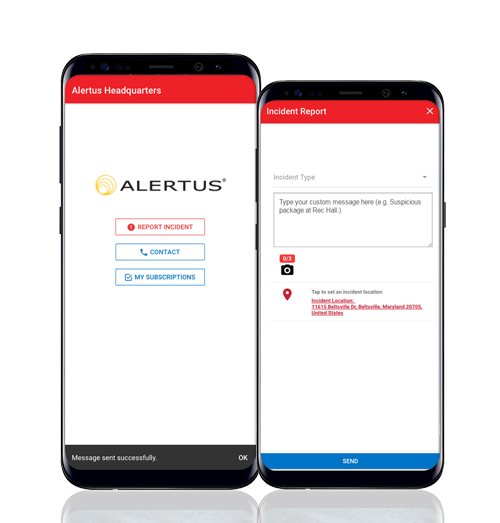 Alertus Mobile Apps — Alertus Technologies