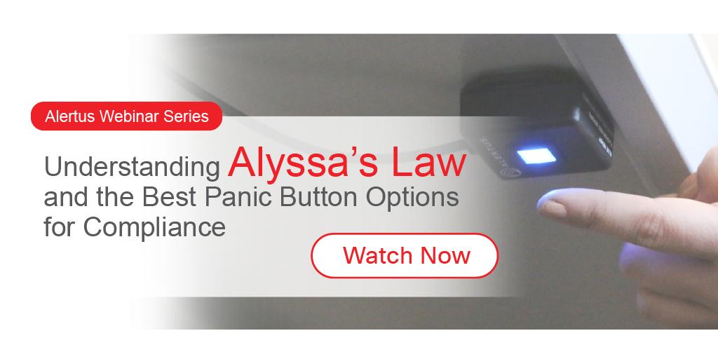Alyssa's Law Webinar