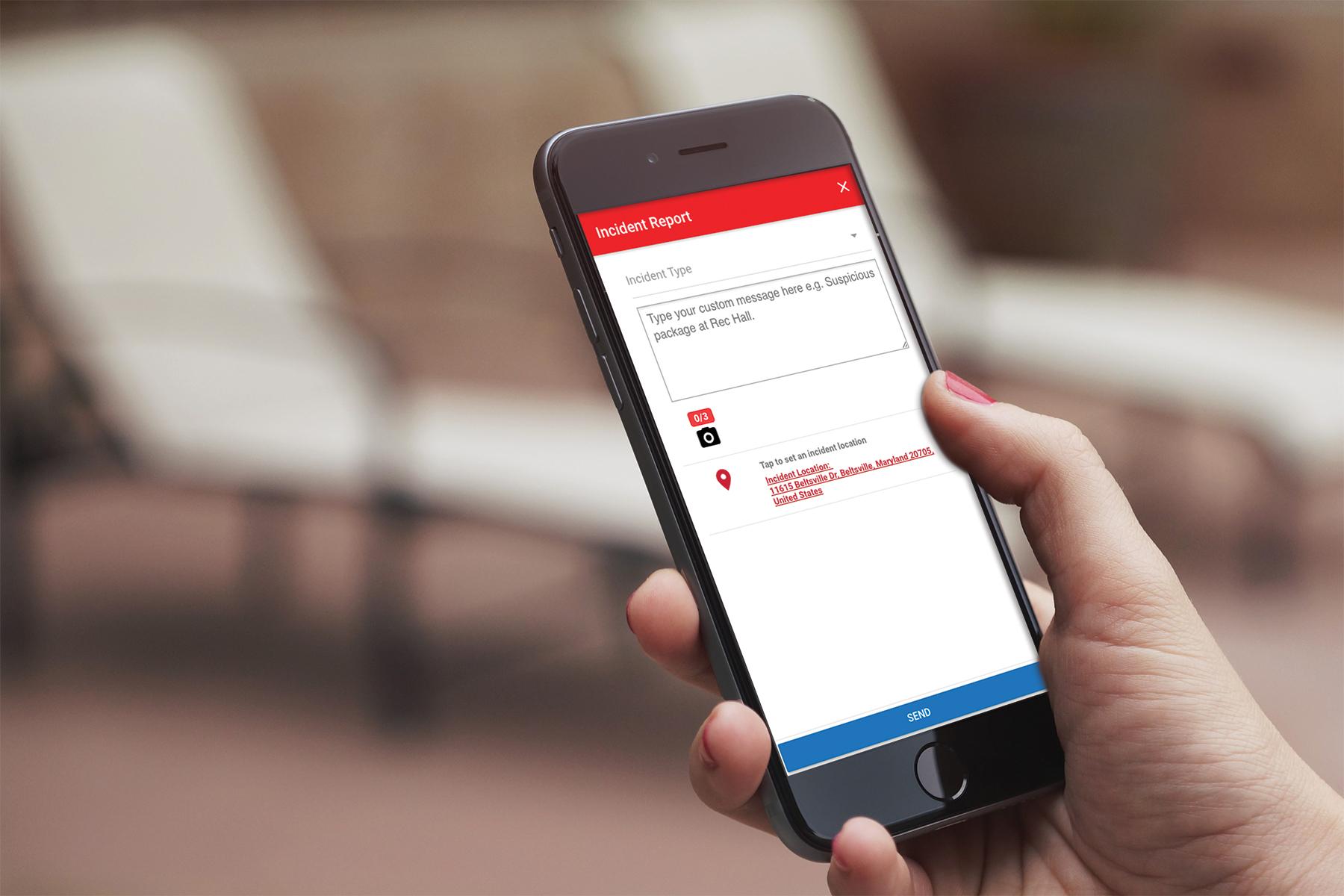 Alertus Mobile App