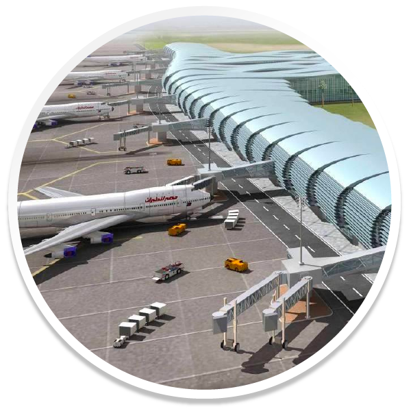 Airports can now reliably and consistently reach a large population across an expansive footprint using technologies and infrastructure airports already have with the Alertus System.