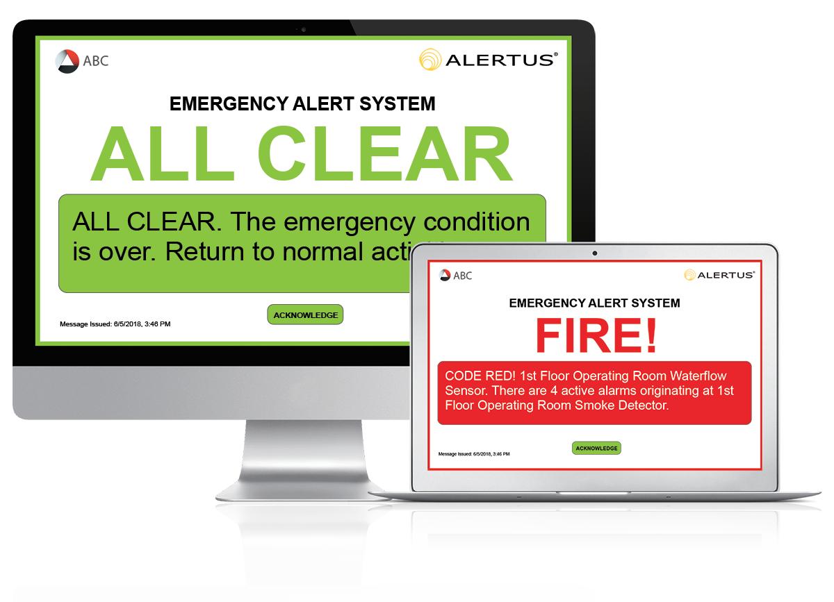 Alertus Desktop™ Notification